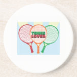 Tennis Lover Coasters