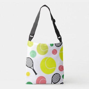 Tennis Lover Crossbody Bag