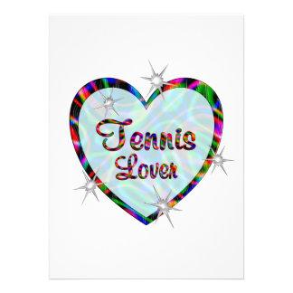 Tennis Lover Invitation