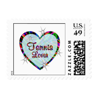 Tennis Lover Stamps