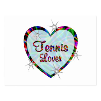 Tennis Lover Postcards