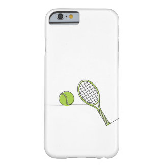 Tennis Lover | tennis gift Barely There iPhone 6 Case
