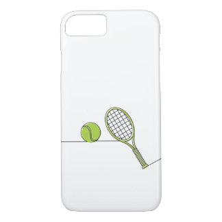 Tennis Lover | tennis gift iPhone 8/7 Case