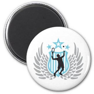 Tennis M 3c Magnet