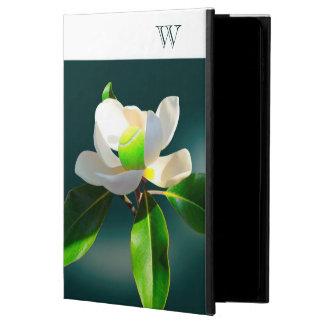 Tennis magnolia monogram powis iPad air 2 case
