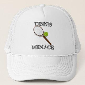 Tennis Menace Trucker Hat