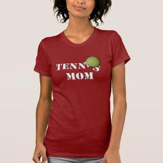 Tennis Mom Dark Shirt