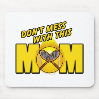 Tennis Mom Mouse Pad