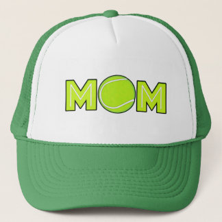 Tennis Mom Trucker Hat