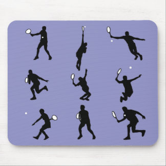 Tennis Mouse Pad