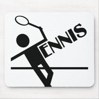 Tennis mousepad, customize mouse pad