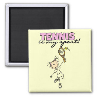 Tennis My Sport Tshirts and Gifts Magnet