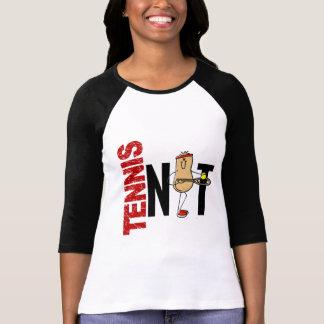 Tennis Nut 1 Tee Shirts