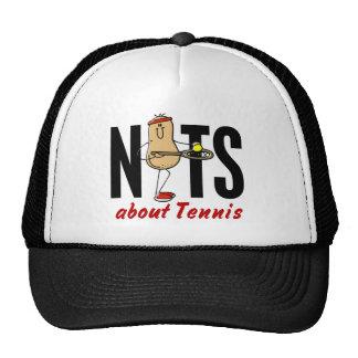 Tennis Nut 2 Trucker Hat