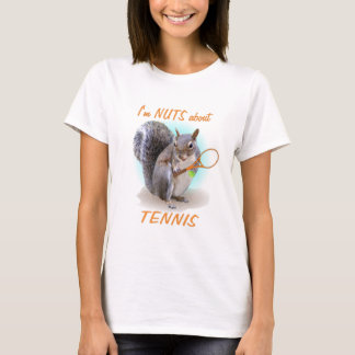 Tennis Nut T-Shirt