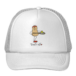 Tennis Nut T-shirts and GIfts Hat