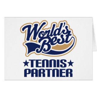Tennis Partner Gift Card