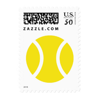 Tennis party stamps | Personalizable