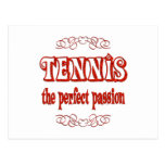 Tennis Passion Postcard