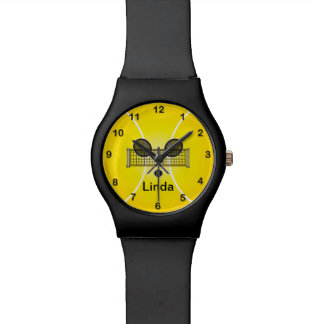 Tennis | Personalize Wrist Watch