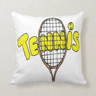 Tennis Pillow