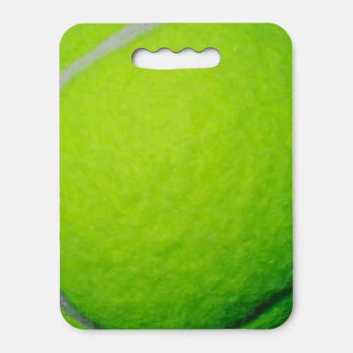 Tennis Player Coach Team Sports Fan Seat Cushion