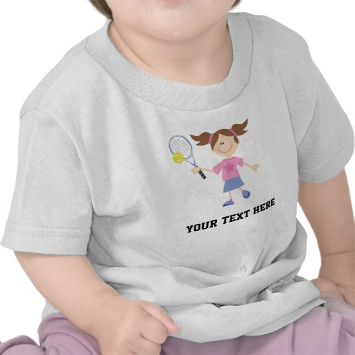 Tennis Player (Future) Personalized Tshirt