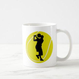 Tennis Player Gift Coffee Mug