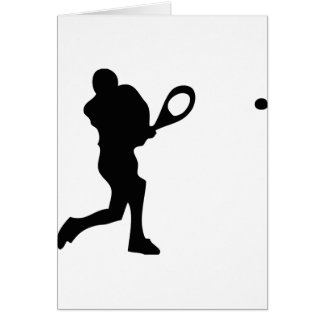 tennis player icon card