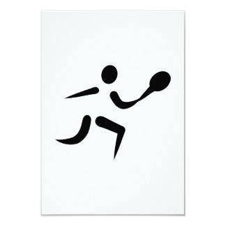 Tennis player icon custom announcements