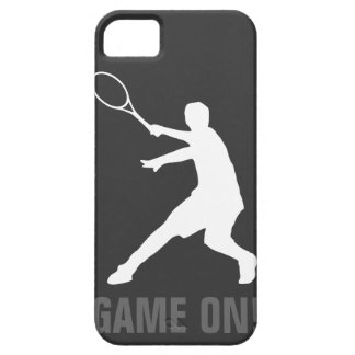 Tennis player iPhone case cover