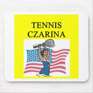 TENNIS player joke Mouse Pad