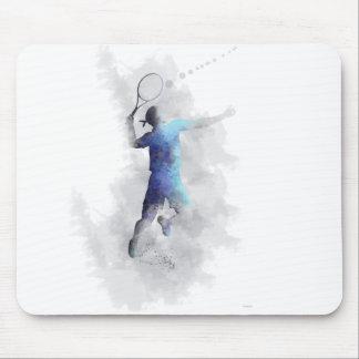 TENNIS PLAYER - Mousepad