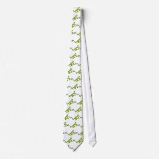 Tennis Player Neck Tie