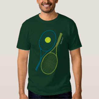 tennis player personalized / tennist T-Shirt
