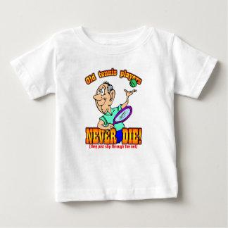 Tennis Players Baby T-Shirt