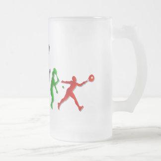 Tennis players Ball Tennis Coaches Sports Coffee Mug