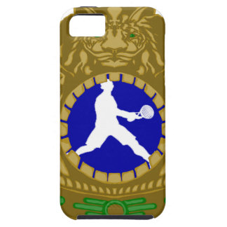 Tennis.png indio funda para iPhone SE/5/5s