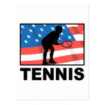 Tennis Post Cards
