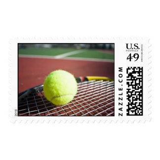 Tennis Stamps