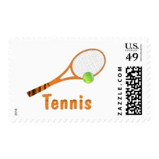 Tennis Postage