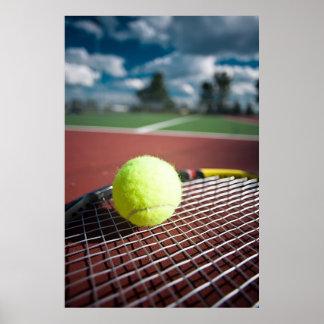 Tennis Poster
