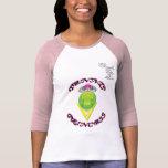 Tennis Princess 3/4 Sleeve Raglan T-Shirt