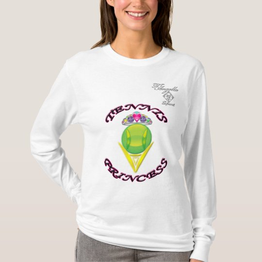 Tennis Princess Long Sleeve T-Shirt