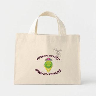 Tennis Princess Tiny Tote bag