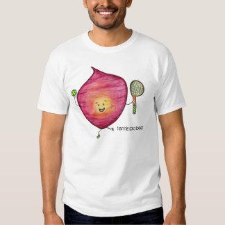 Tennis Pro Beet EdunLiveT-Shirt T Shirt