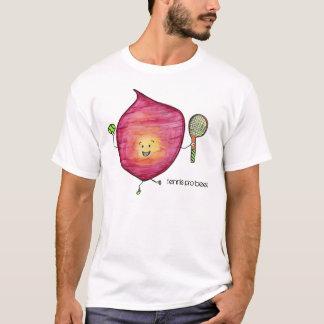 Tennis Pro Beet EdunLiveT-Shirt T-Shirt
