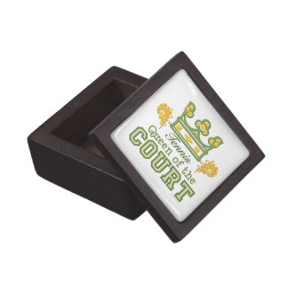 Tennis Queen of the Court Gift Box Premium Jewelry Boxes