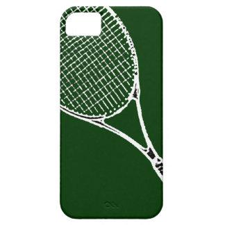 tennis racquet iPhone SE/5/5s case
