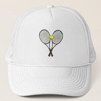 TENNIS RACQUETS & BALL Hat